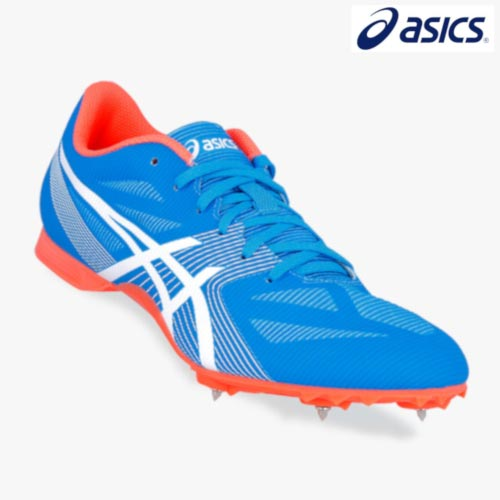 Sepatu Atletik Asics Hyper MD6 Islandblue/Coral
