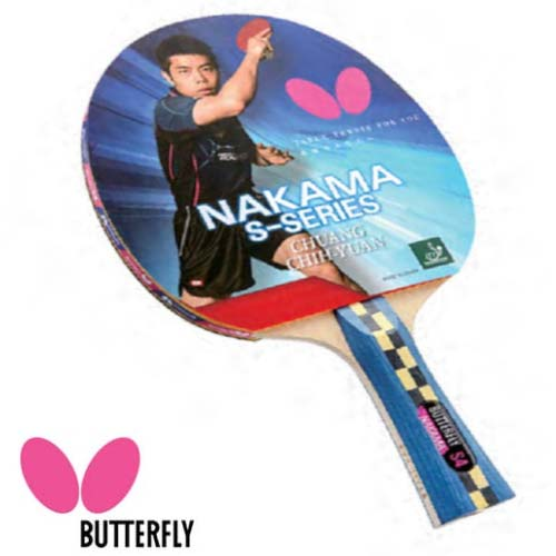 Bet Tenis Meja/Pingpong Butterfly Nakama S4