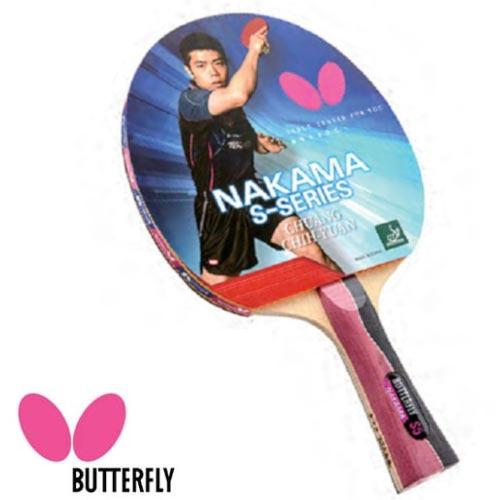 Bet Tenis Meja/Pingpong Butterfly Nakama S5