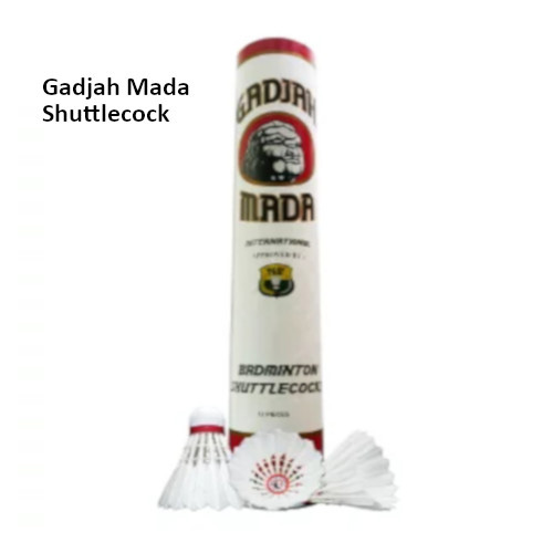 Shuttlecock Badminton/Bulutangkis Gadjah Mada International
