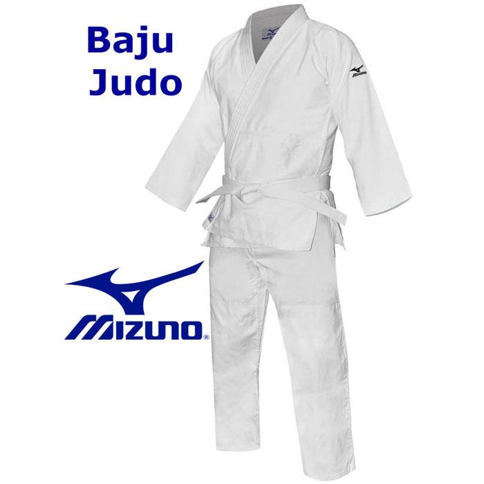 Baju Seragam Judo Mizuno Ukuran 170